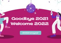 Goodbye 2021 Welcome 2022 Quotes, Wishes & Messages