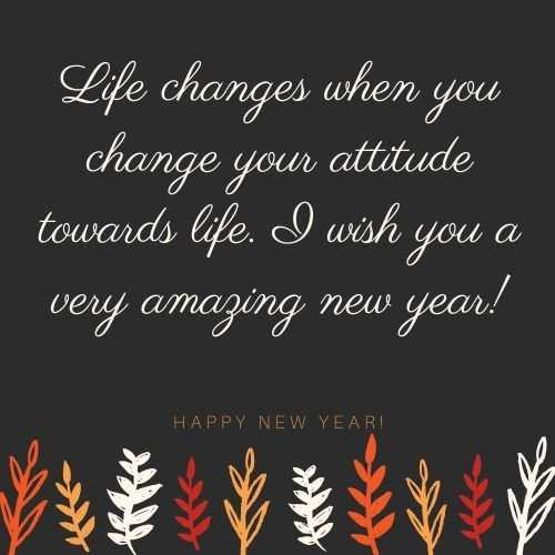 short new year quotes