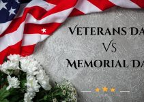 What Is the Difference Between Veterans Day Vs Memorial Day?
